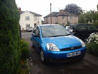 2005 Ford Fiesta LX 1.4 Blue Great Condition