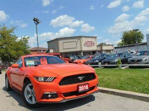 2016 Ford Mustang 6SP MANUAL AUTO AVAILB