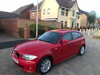 BMW116i one series 1.6 petrol reg 2006