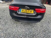 2019 Jaguar xe low mileage 27000