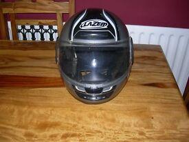 Motorcycle crash helmet, Large 59-60, Lazer