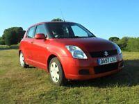 Suzuki Swift 1.3 Petrol 5 door hatch 87,226 miles, 12 Months MOT with no advisories Exp 27/7/19