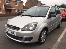 2007 (57) Ford Fiesta 1.2 Petrol ** Only 64,000 Miles **