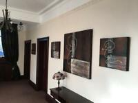 Luxury Canvas Oil Paintings (6)