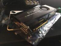 Nvidia EVGA Gtx 670 FTW edition
