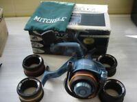 Mitchell Quartz 330 Pro Feeder Reel