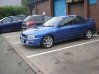 Subaru Impreza 1998 Mark 1 2 litre turbo