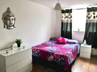 large room to let within a friendly house share for £80 pw