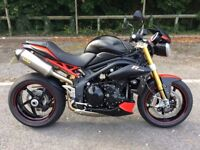 Triumph Speed Triple R ***Dark Edition No 15 of 30***