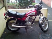 KYMCO SECTOR 125