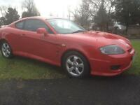 2005 Hyundai coupe 1.6 face lift model