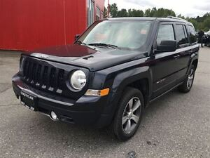 2016 Jeep Patriot High Altitude Power Alloy Leather