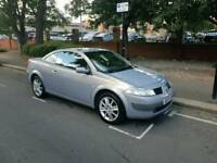 Quick sale Renault Megane convertible 2005 1.6 16 V petrol manual superb driving