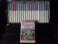 Famous Five 21 Book Complete Classic Edition Gift Set BRAND NEW (Hardback) RRP: £167.79