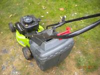 LAWNMOWER - 40cm - petrol rotary - £65