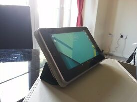 EXCELLENT Asus Google Nexus 7 32GB RRP £160 GRADE A IMMACULATE + Case £80 NO OFFERS
