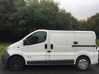 2002 RENAULT TRAFIC.BRILLIANT DRIVE.AIR BAG DRIVER. RADIO CD. ROOF RACK AVAILABLE.NO VAT.