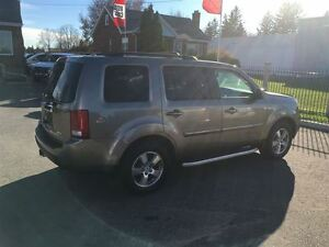 2009 Honda Pilot EX-L, Loaded; Leather, Roof, Drives Great Very  London Ontario image 6