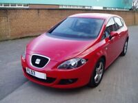 2007 Seat Leon Sport 102. Mot September. 1 Previous Owner. Part History. Spares or Repairs. £999