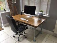 Scaffold desk 5x3