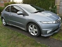 2006 HONDA CIVIC TYPE S GT 1.8 I-VTEC PETROL COUPE 6 SPEED MANUAL