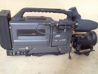 JVC GY-X2B Professional 3CCD VHS Camcorder - In full working order