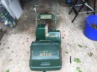 Atco commodore B14 mower spares or repair