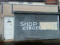 Spacious Multi Purpose Shop
