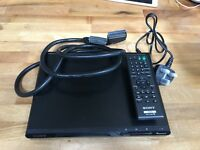 DVD player - brand new, never used