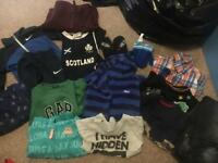 Job lot of boys clothes age 2-3 Nike tracksuit gap