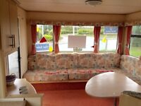 CHEAP STATIC CARAVAN FOR SALE AT CRIMDON DENE***DEAL OF THE WEEK***SEA VIEW PITCH PET FRIENDLY