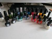 Joblot - Nail Polishes (34 in total)