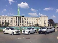 Hummer Limo & Rolls Royce Phantom Package deals available for all occasions - Wedding Deals