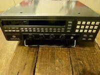 SCANNING MONITOR RECEIVER RADIO J.I.L. XS400