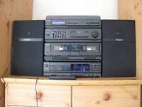 Panasonic Stereo Music Centre