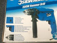 Hammer drill 500 watt