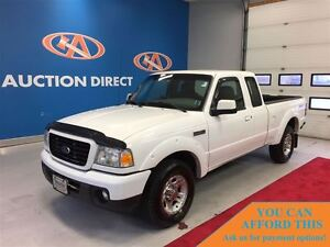2009 Ford Ranger Sport, AC, FINANCE NOW!