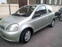 Toyota Yaris Automatic T spirit very tidy car, Economic to Run.