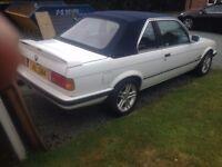 BMW TC BAUR 1986 E30 325I M-TEC SPEC
