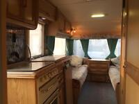 Beautiful 4 berth caravan and extras !!!