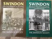Swindon books in old photographs