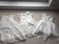 3 beautiful occassion dresses - brand new