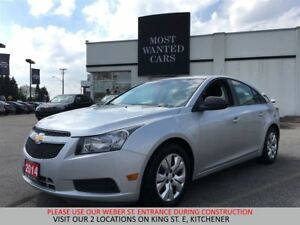 2014 Chevrolet Cruze 2LS | NO ACCIDENTS | CRUISE CNTRL