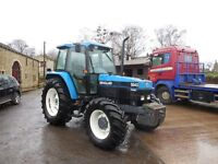 new holland 5640 SL tractor