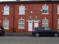 2 bed recently redecorated house to rent few miles from City centre