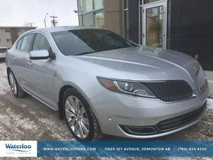 2014 Lincoln MKS 4dr Sdn 3.5L AWD EcoBoost