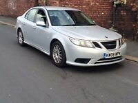 2008 Saab 9-3 1.9 TiD Linear SE 4dr diesel saloon 150bhp **cheapest on net**