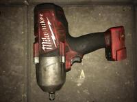 Milwaukee M18 Drill - Can Deliver