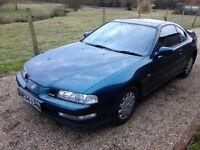 1996 honda prelude 2.0 auto