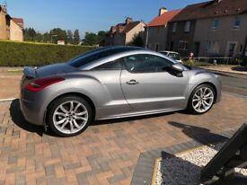 Peugeot RCZ Coupe GT Full MOT, Showroom quality